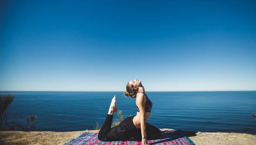 Esercizi di rilassamento per l'ansia