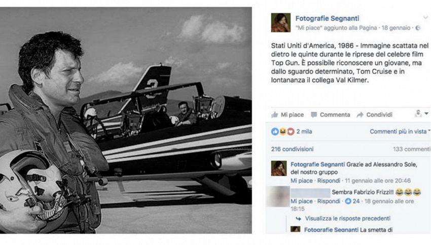 Vip e commenti fuori contesto: Fotografie Segnanti è boom su FB