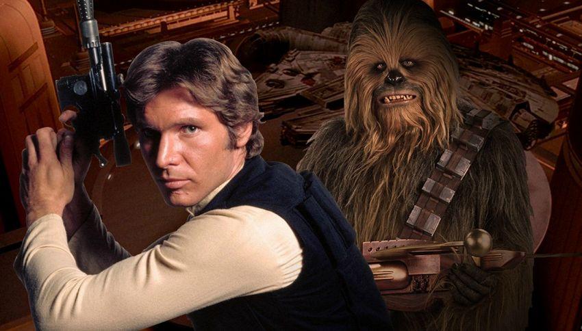 Star wars: si gira lo spin off di Han Solo