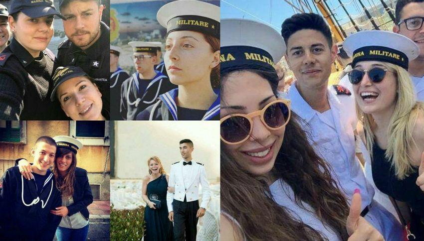Fai un selfie con il marinaio: l'iniziativa social della Marina