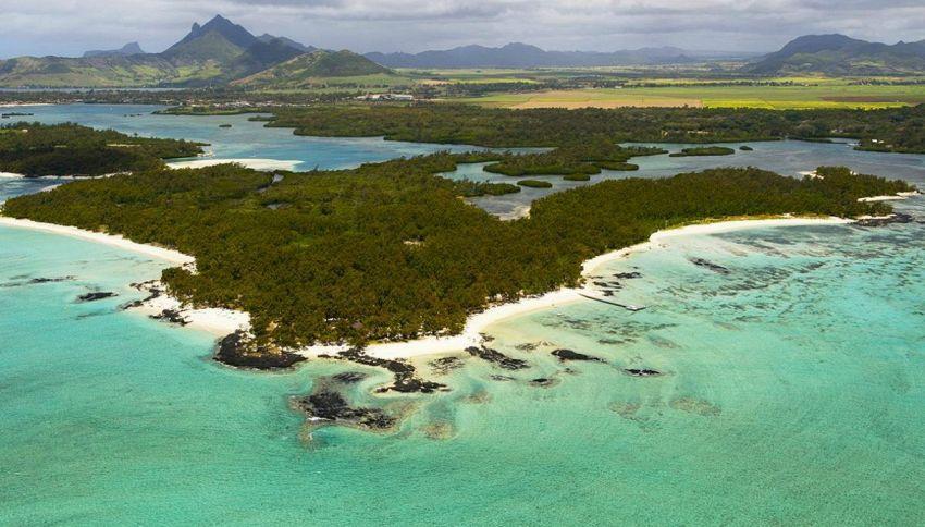 Scoperto un continente sprofondato nell'Oceano Indiano