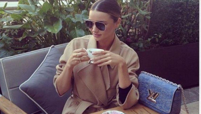 Miranda Kerr,fidanzata di Evan Spiegel :«Facebook copia Snapchat»