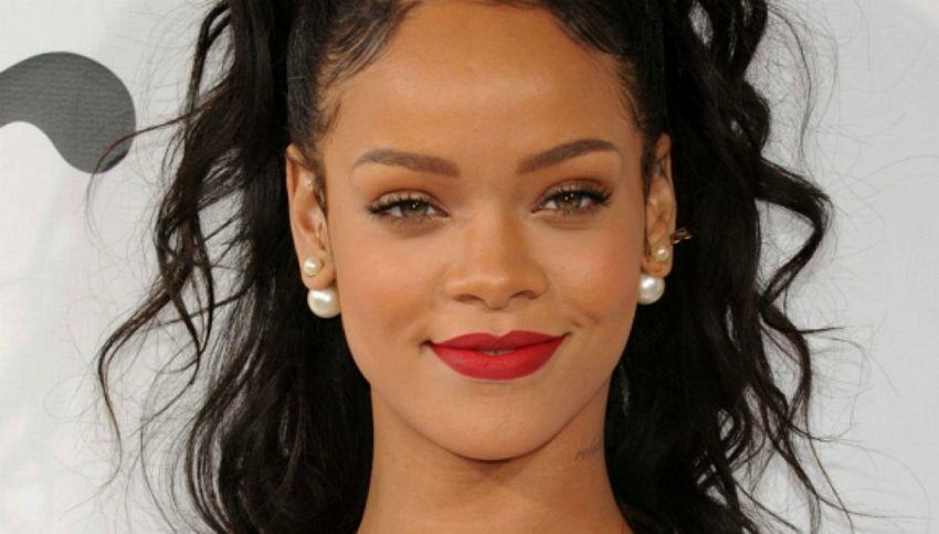 Rihanna ha rivelato il suo cognome