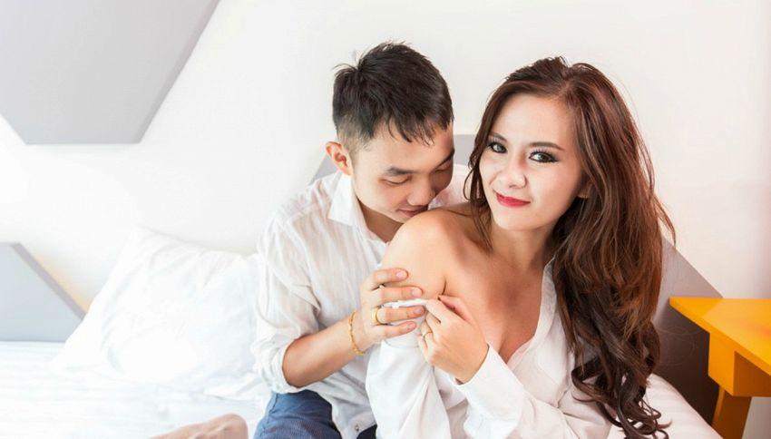 L'uomo ideale per il sesso? Ricco e divertente
