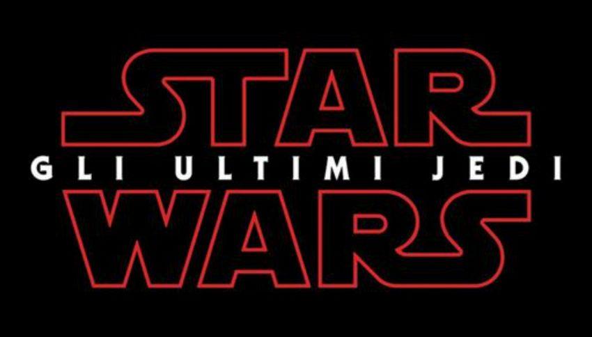 Star Wars nuovo episodio, il titolo italiano sarà Gli ultimi Jedi