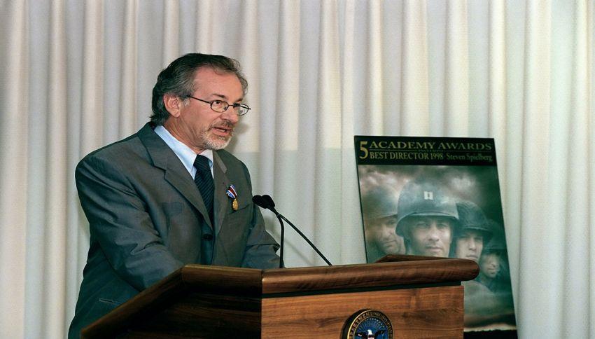 Il nuovo film di Steven Spielberg in Umbria: primo ciak ad aprile