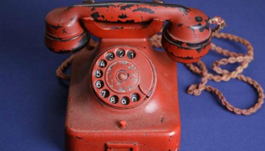 Il telefono di Hitler venduto all'asta per una cifra record