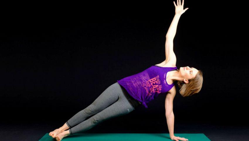 Trasformarsi con lo yoga a 87 anni