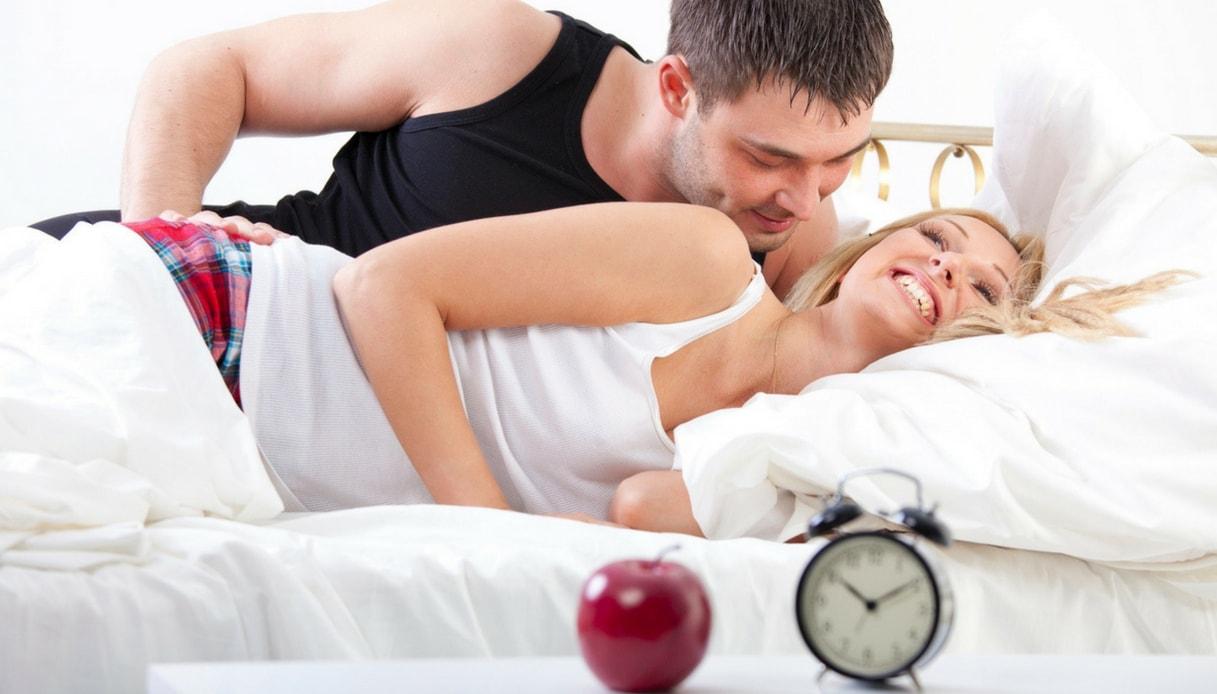 Svezia, un'ora di permesso pagato per fare sesso con il partner