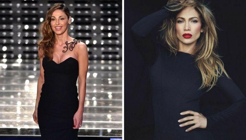 "Gigi D'Alessio: ""Anna Tatangelo è come Jennifer Lopez"""