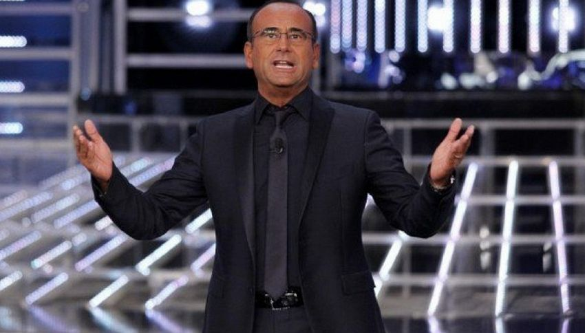 "Sanremo, Conti: ""Mediaset? Vado allo Zecchino d'oro"""
