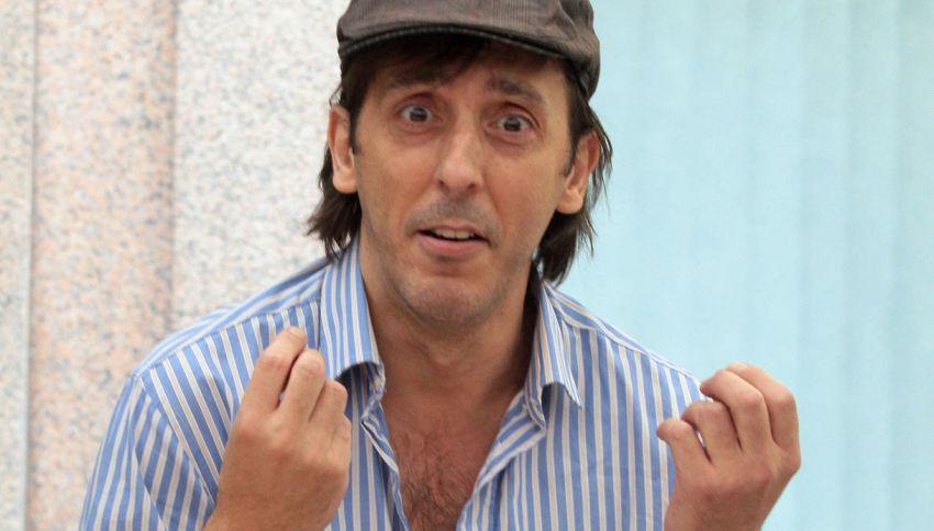 La battuta tormentone di Massimo Ceccherini all'Isola