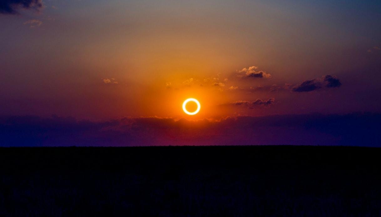 Eclissi solare anulare: l'evento domani dal Sudamerica