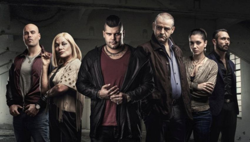 Casting Gomorra III: file e traffico in tilt