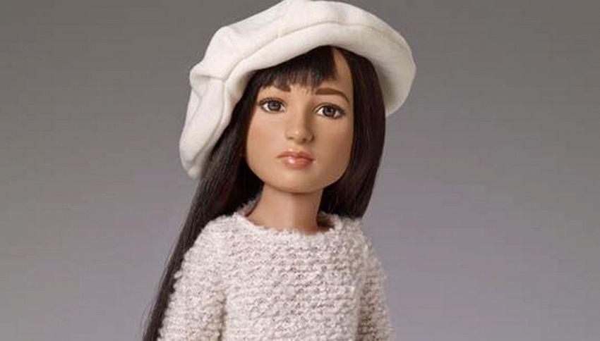 Ecco Jazz, la prima bambola transgender