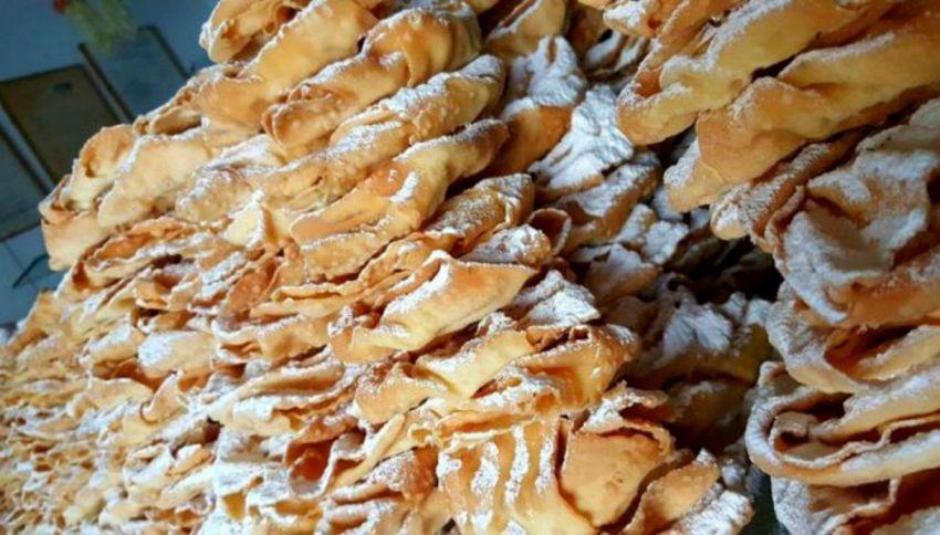 Il mistero della pasticceria di frappe che apre solo a Carnevale