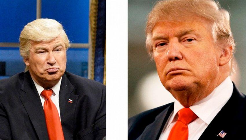 Sembra Trump ma è Alec Baldwin, clamorosa gaffe del quotidiano
