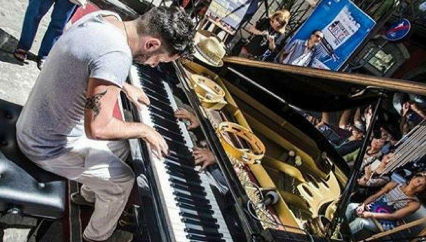 Chi è Vincenzo Danise, lo scugnizzo del jazz