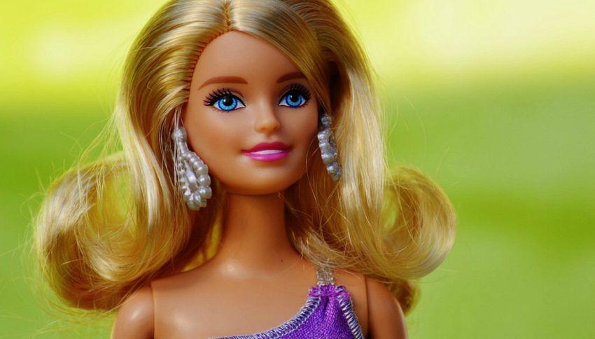 Perché la Barbie si chiama così