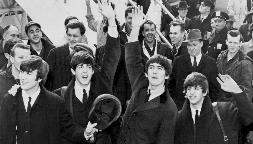 I Beatles non hanno influenzato la musica pop, lo dice la scienza