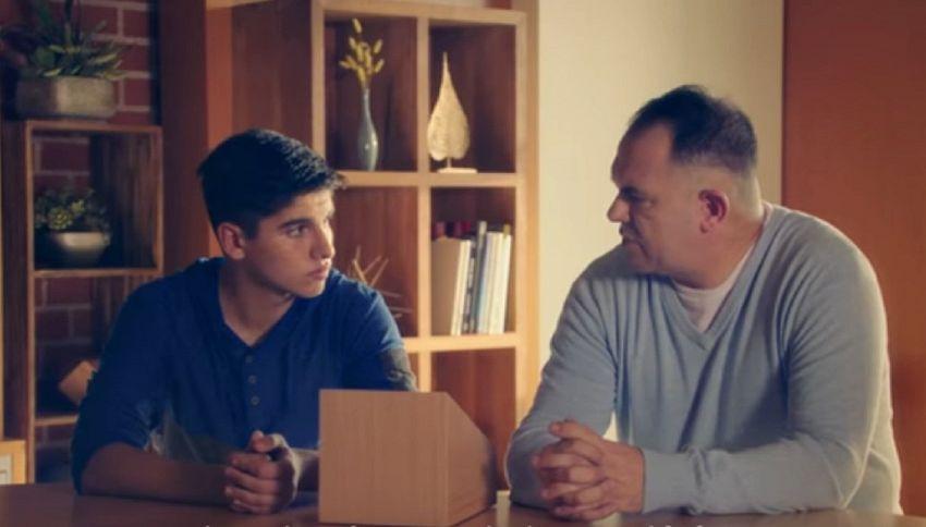 Ecco il video per la festa del papà che spopola sul web