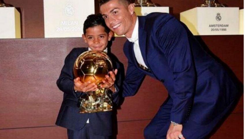 Cristiano Ronaldo di nuovo papà: in arrivo due gemelli