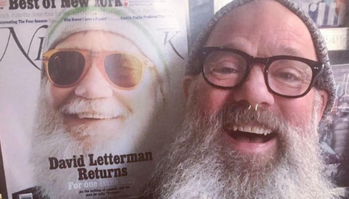 David Letterman e il cantante dei REM: l'incredibile somiglianza