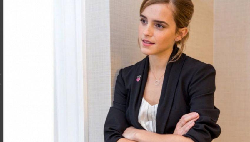 Emma Watson, gli hacker le rubano foto private