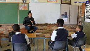Il prof che usa l'hip hop per insegnare la matematica