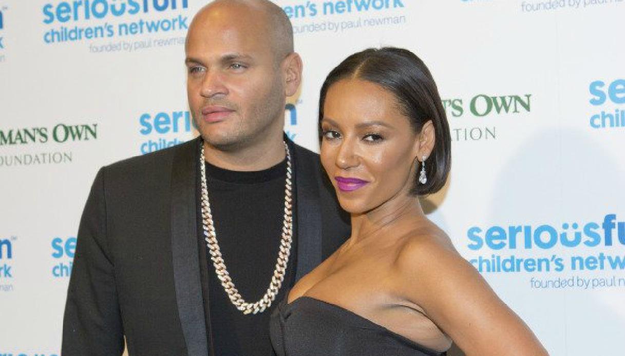 Mel B delle Spice Girl è di nuovo single: divorzio da Belafonte