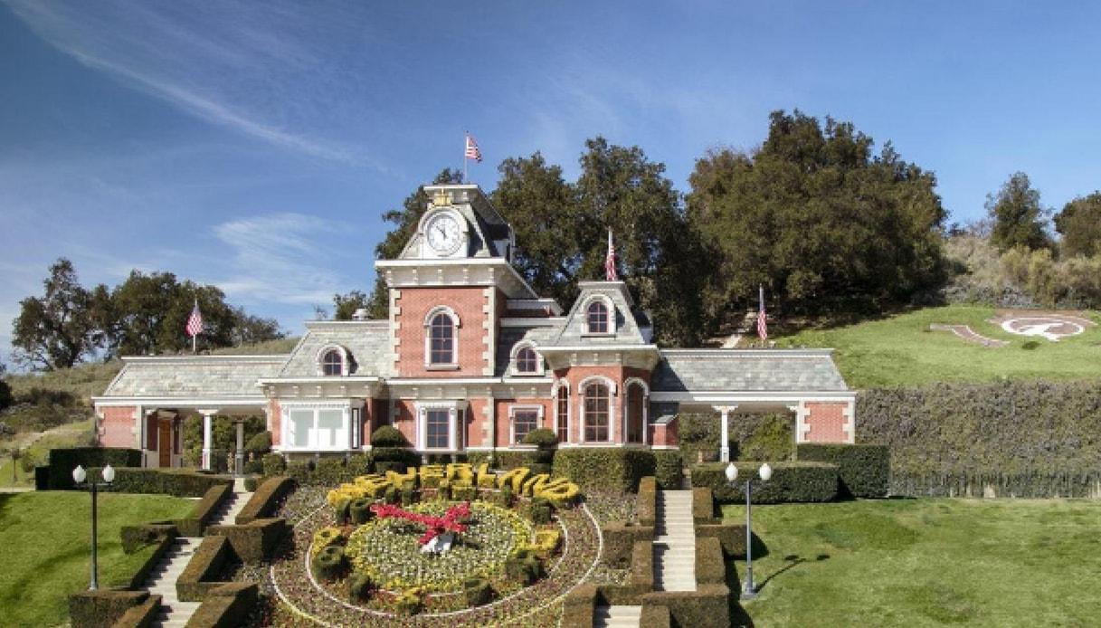 Neverland, ranch di Michael Jackson in vendita: ecco il prezzo