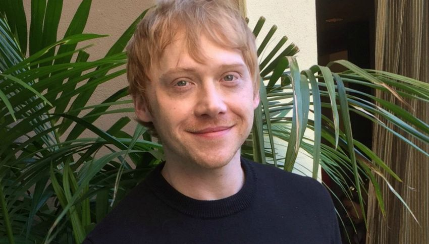 Che fine ha fatto Rupert Grint, il Ron di Harry Potter?