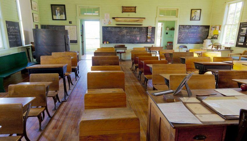 E' la scuola italiana la migliore d'Europa secondo l'Ocse