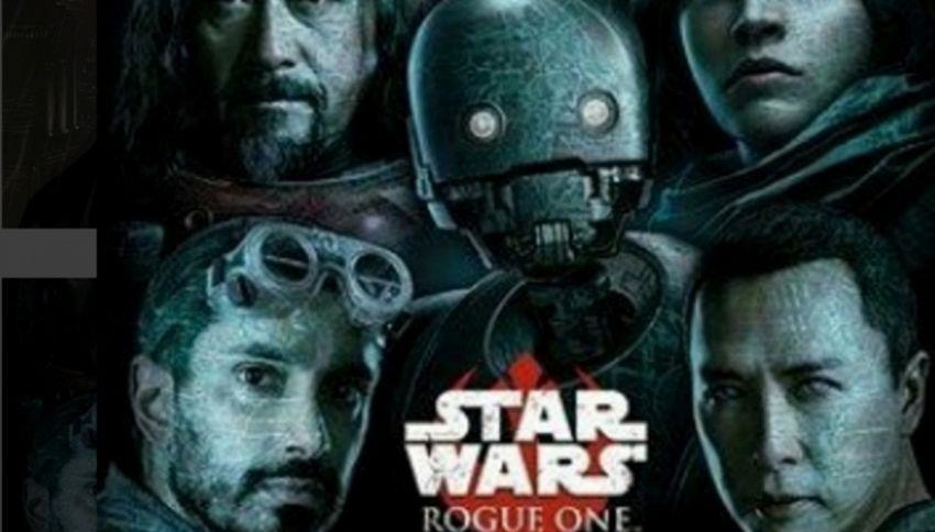 StarWars - Rogue One: Come nacque il nome del pianeta Scarif
