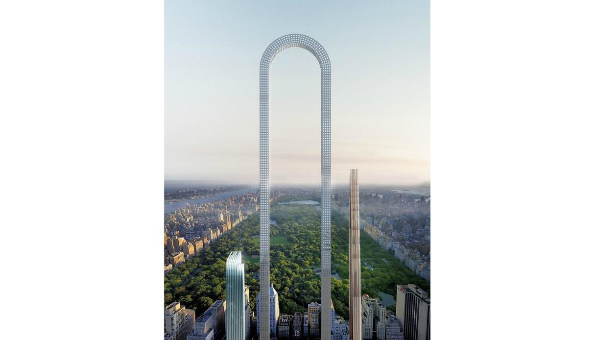 Big Bend, l'impossibile grattacielo a U di New York