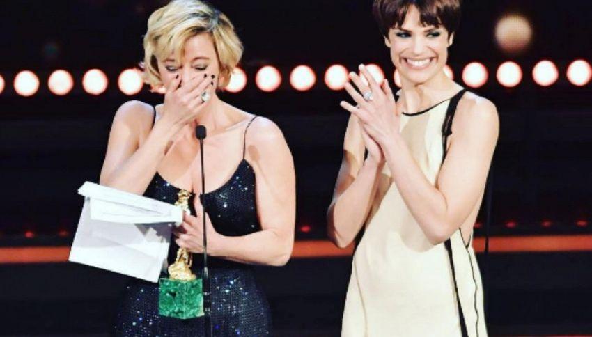 Chi è Valeria Bruni Tedeschi l'attrice che ha trionfato al David