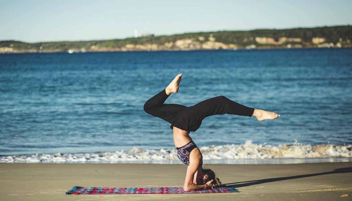 Lo yoga come il prozac per migliorare l'umore