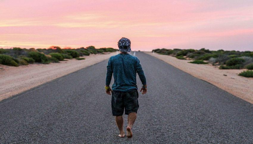 Cos'è il barefooting e perchè fa bene alla salute