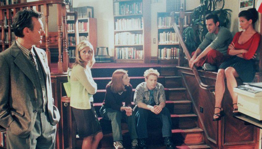 Torna Buffy l'ammazzavampiri, ma solo per i 20 anni