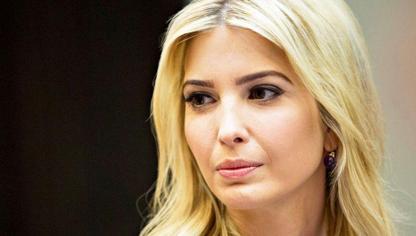 Ivanka assunta da papà Trump (ma senza stipendio)