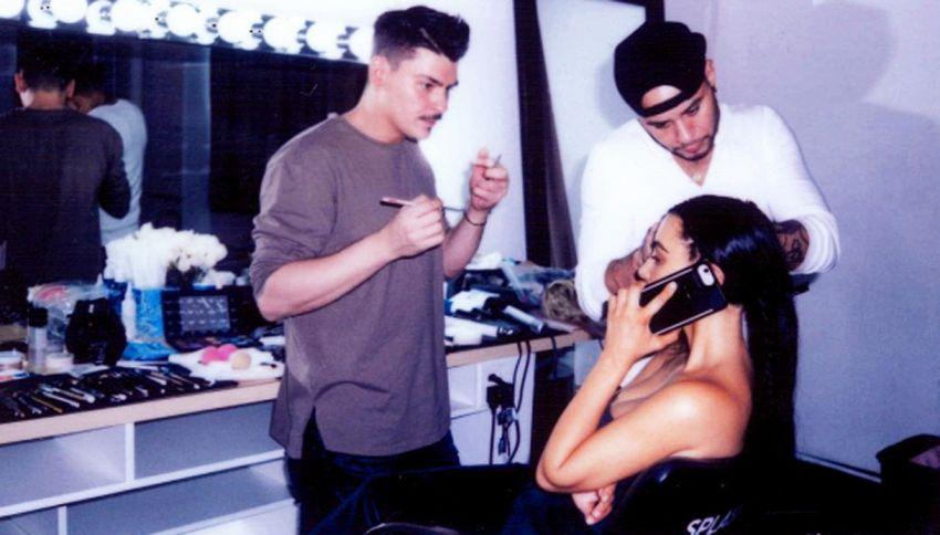 Kim Kardashian usa lo shampoo per cavalli
