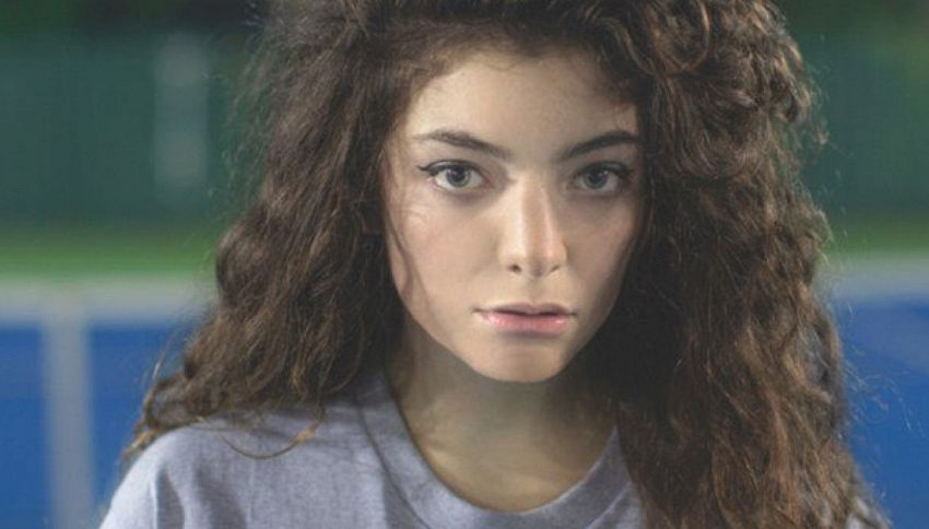 """""""Melodrama"""", esce a giugno il nuovo disco di Lorde"""