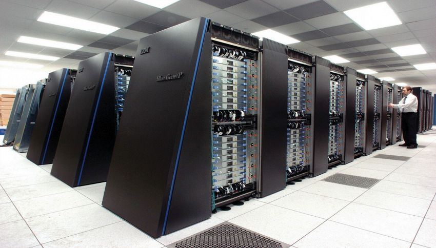 Come i supercomputer ci faranno vivere 10 anni di più