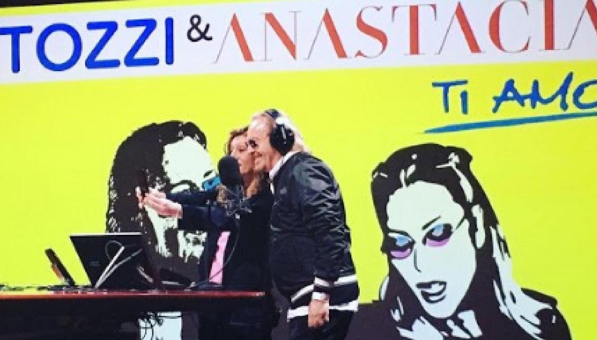 Tozzi duetta con Anastacia per i 40 anni di Ti Amo
