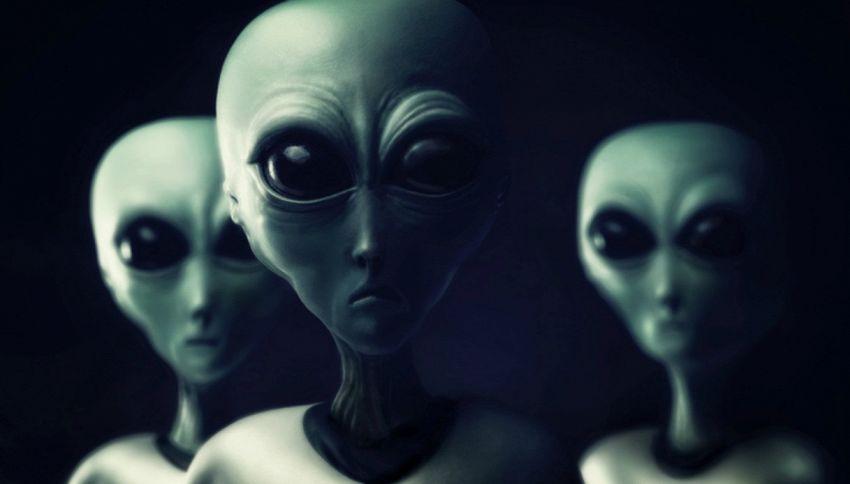 NASA: gli alieni ci osservano e sono sbarcati sulla Terra