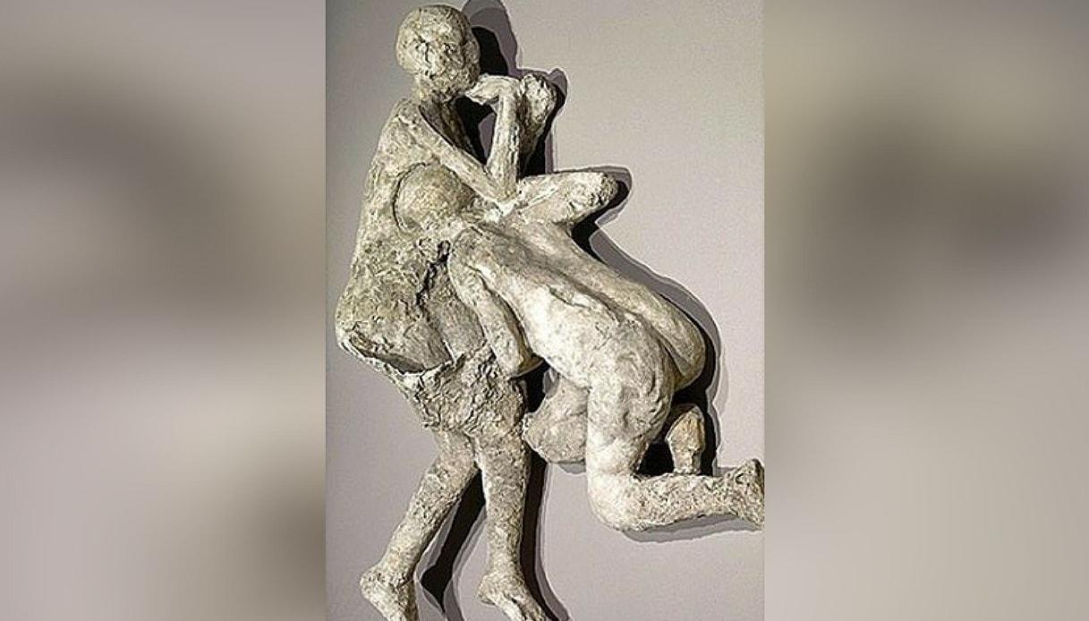 Pompei: scoperto abbraccio gay di 2mila anni fa grazie al DNA