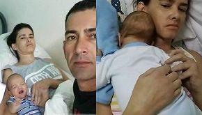 Amelia: in coma da 5 mesi, si sveglia dopo aver partorito
