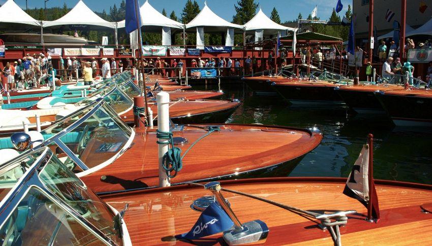La storia di Carlo Riva e delle sue imbarcazioni
