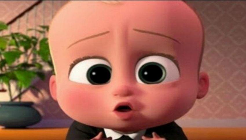 Baby Boss: arriva al cinema il campione d'incassi americano