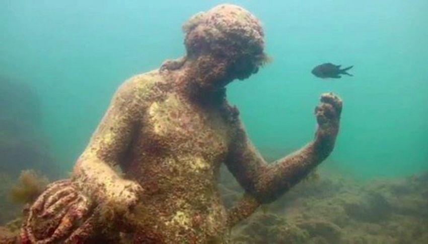 Il mistero della Pompei sommersa che torna alla luce